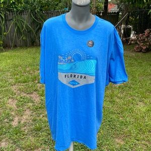 Hurley Florida Soft Shirt Size XXL Nwt